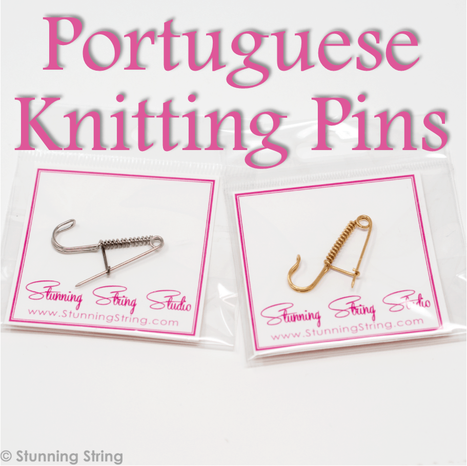 Portuguese Knitting Pin