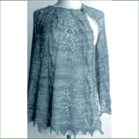 Summer Rain knit or crochet Small Batch Kit