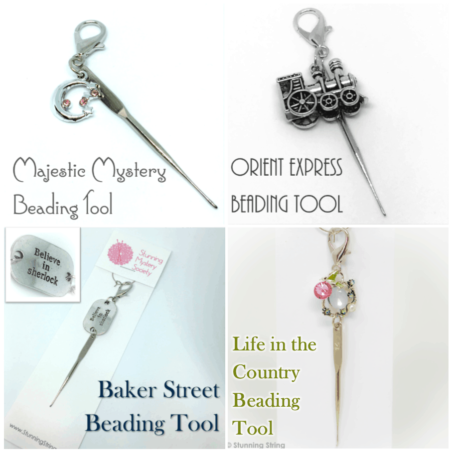 Club Exclusive Beading Tools