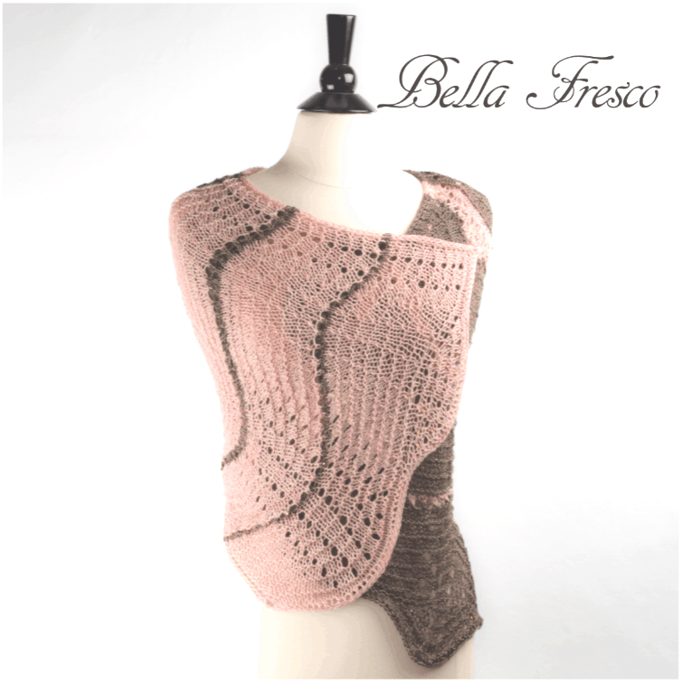 Bella Fresco Shawl Kit