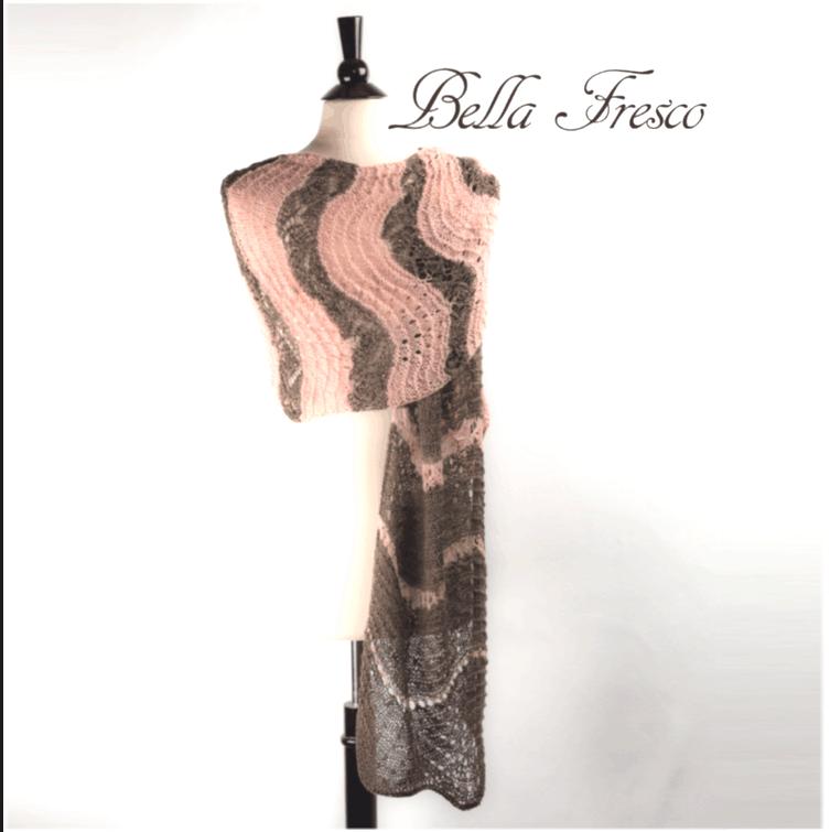 Bella Fresco Shawl Kit
