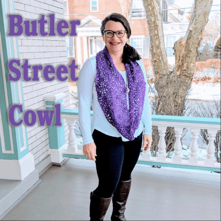 Butler Street Cowl Kit