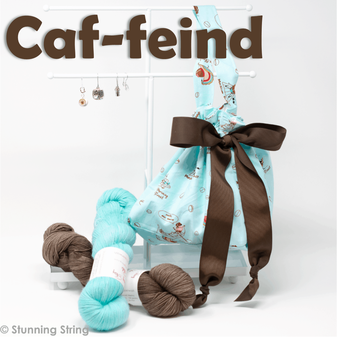 Caf-fiend Kit - Small Batch
