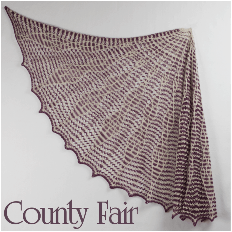 County Fair Shawl Kit