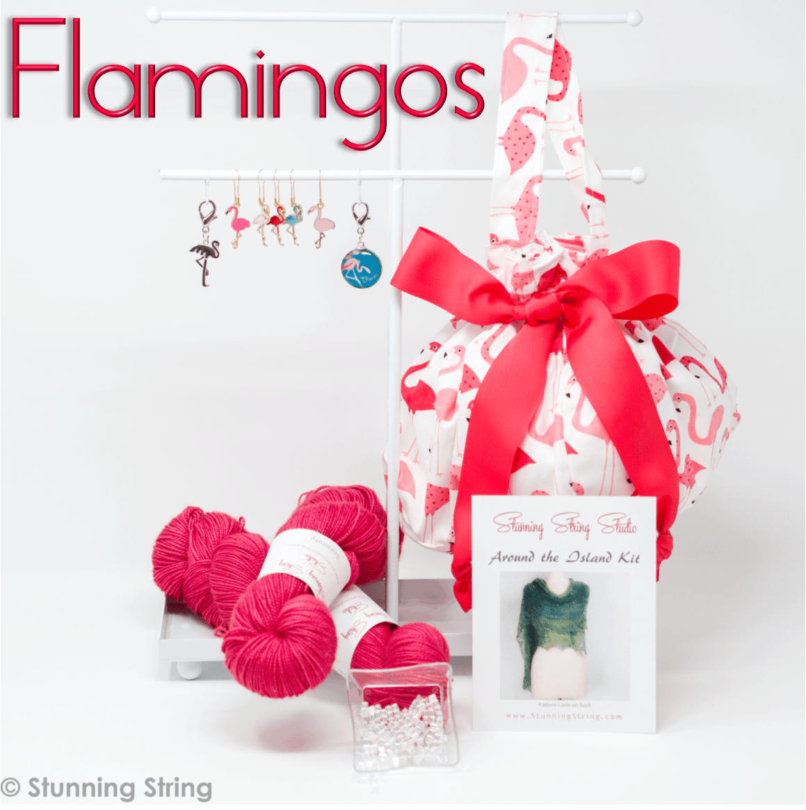 Flamingos Small Batch Kit