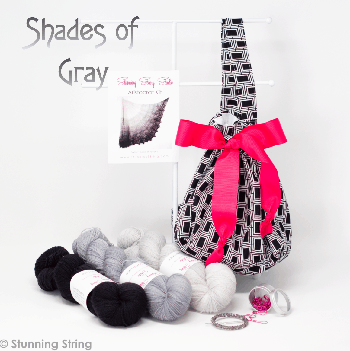 Shades of Gray - Small Batch Kit