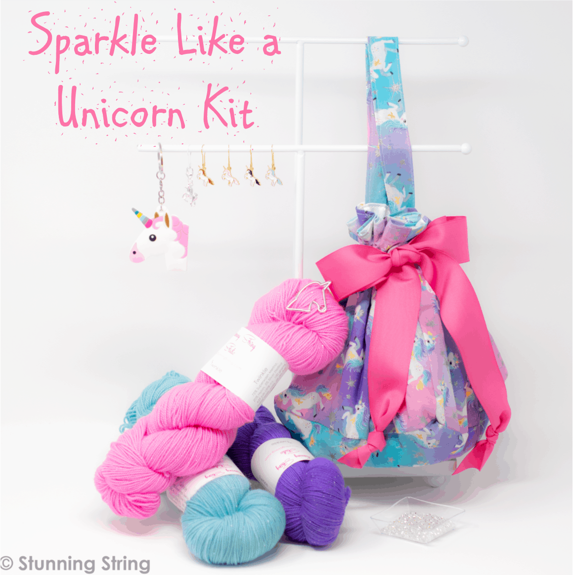 Sparkle Like a Unicorn Small Batch Kit