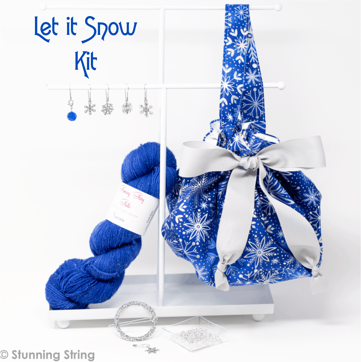 Let It Snow - Small Batch Kit