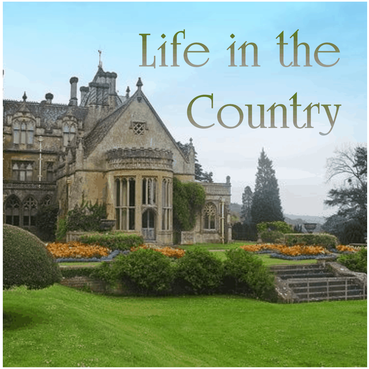 Life in the Country Kit