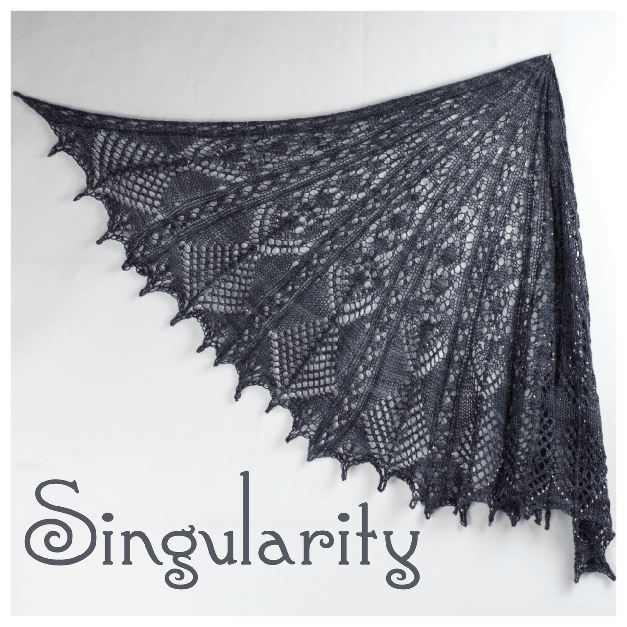 Singularity Twinkle Shawl Kit
