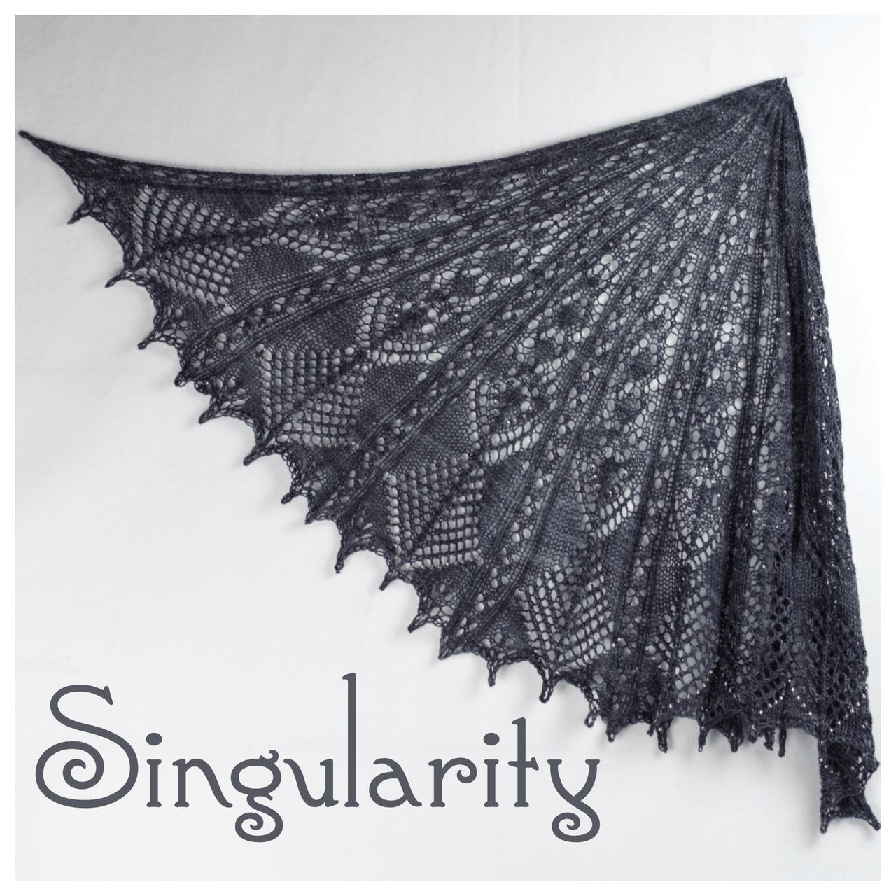 Singularity Twinkle Shawl Kit