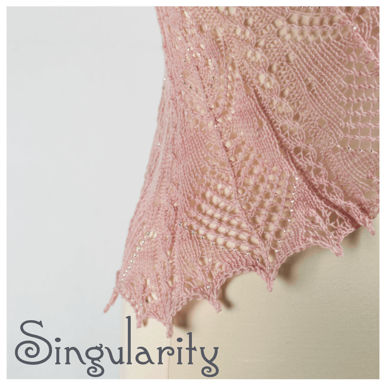 Singularity Shawl Kit