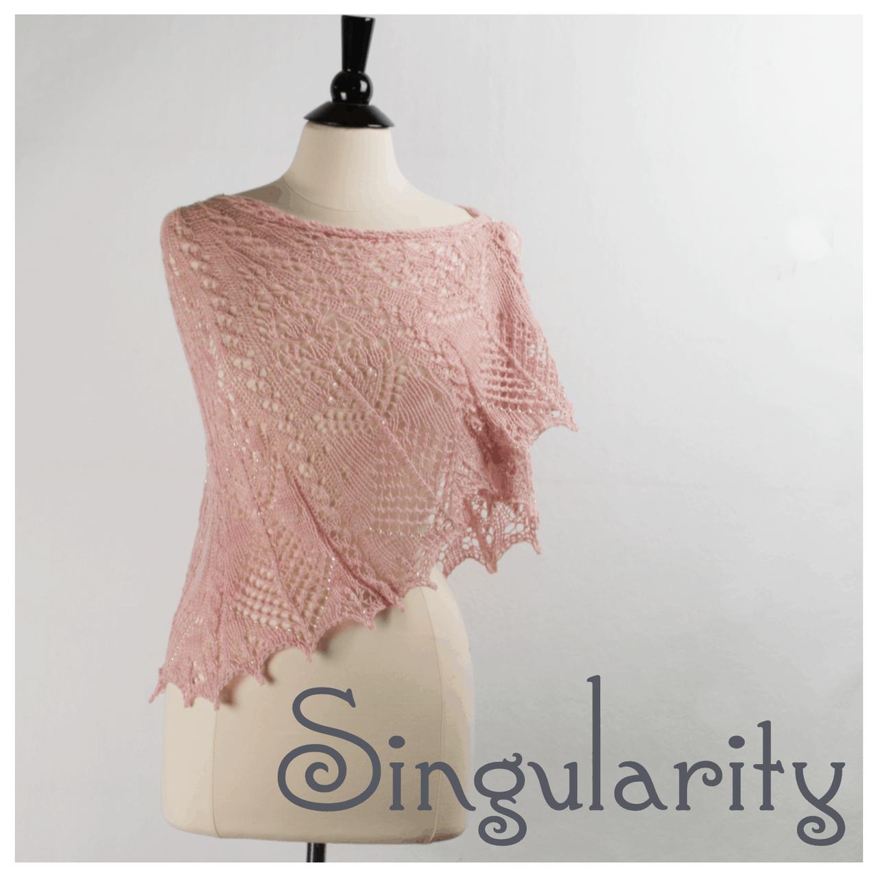Singularity Shawl Kit
