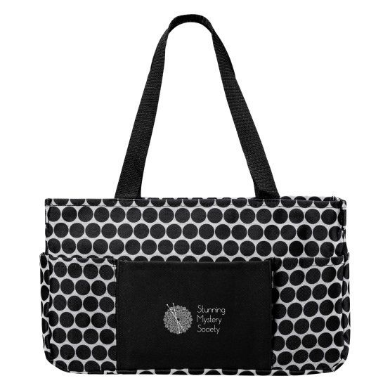 Club Open Dot Tote