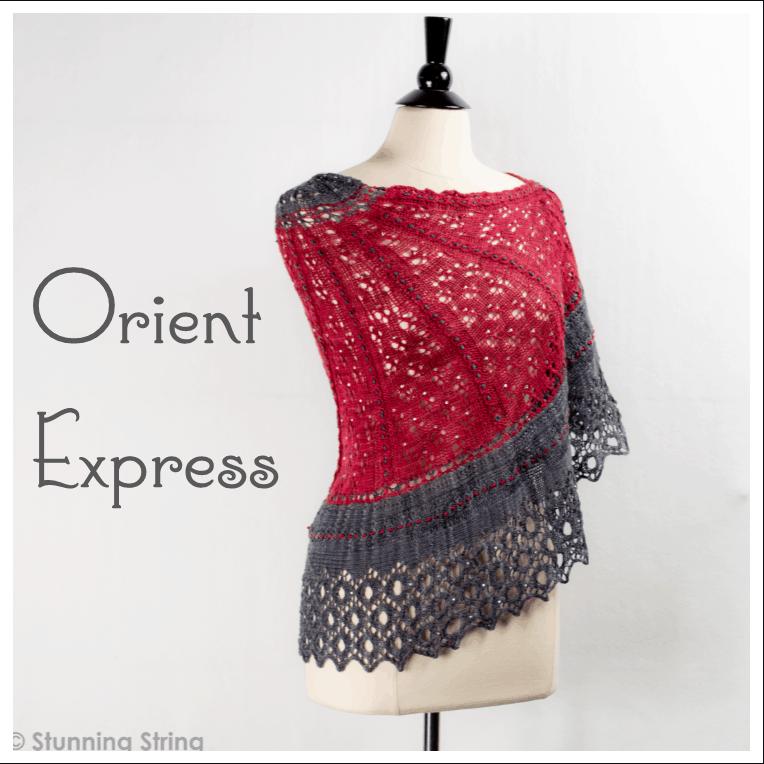 Orient Express Shawl Kit