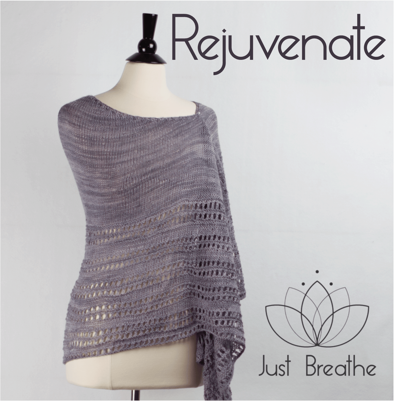 Rejuvenate Shawl Kit