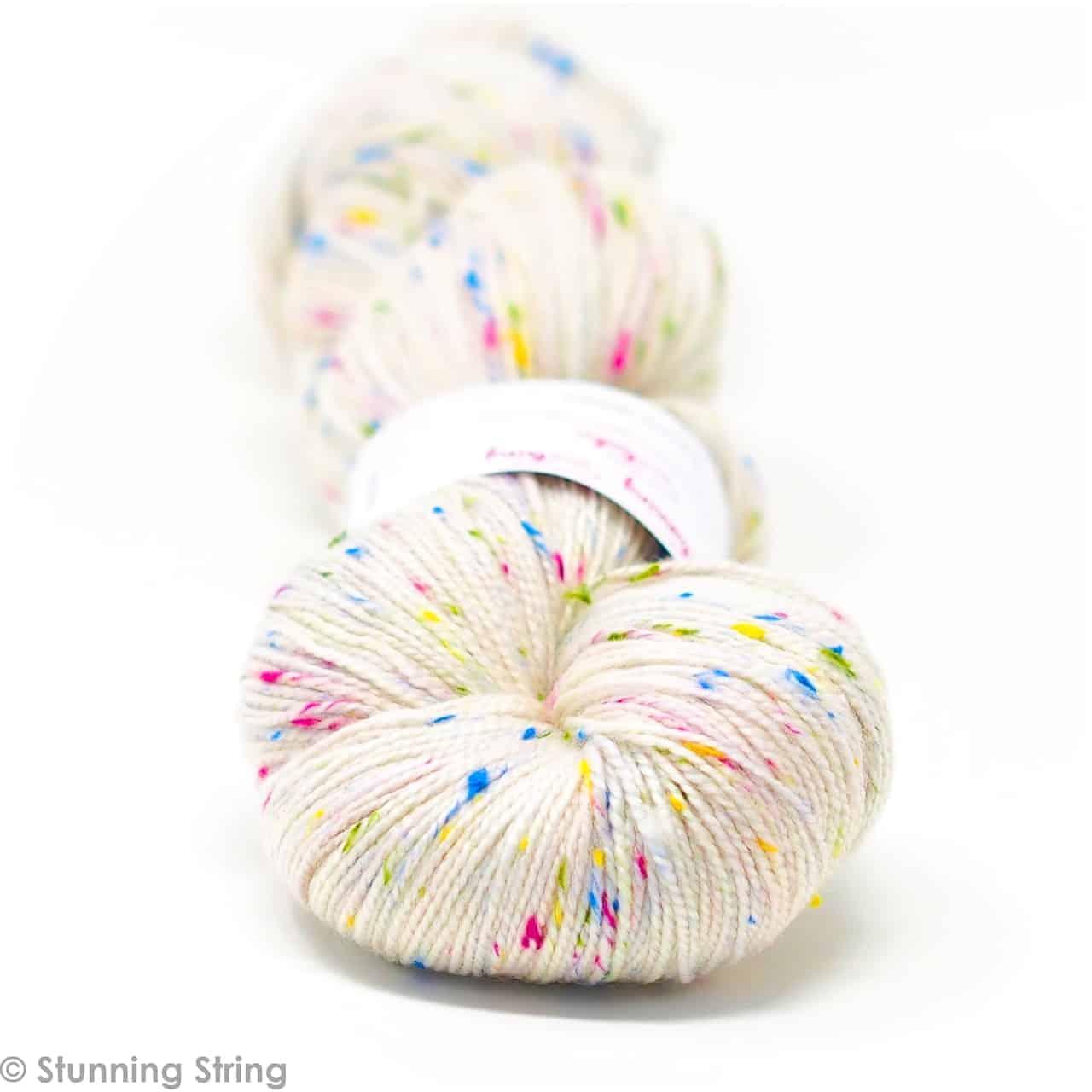 Vanilla Cupcake Sprinkles