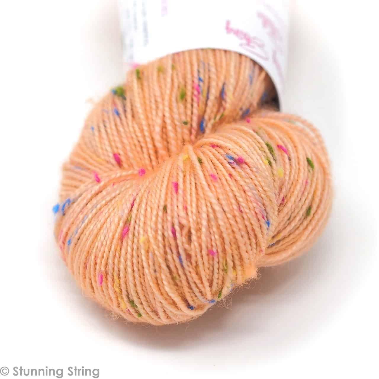 Peach Sorbet Sprinkles