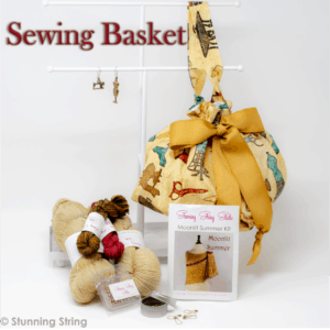 Sewing Basket Small Batch Kit