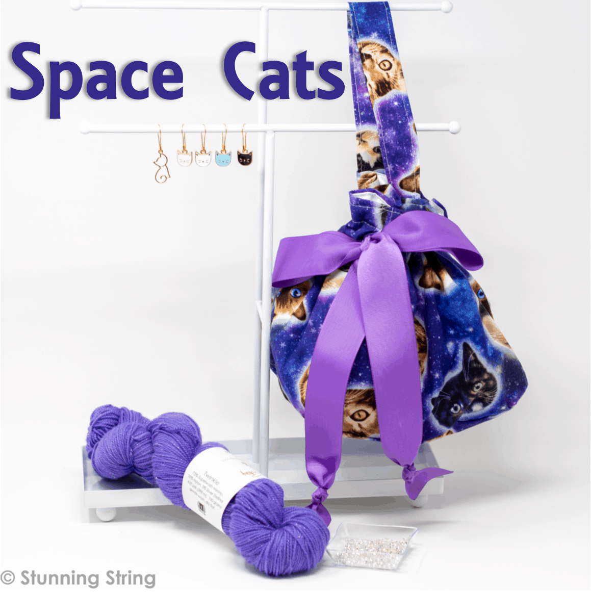 Space Cats Small Batch Kit