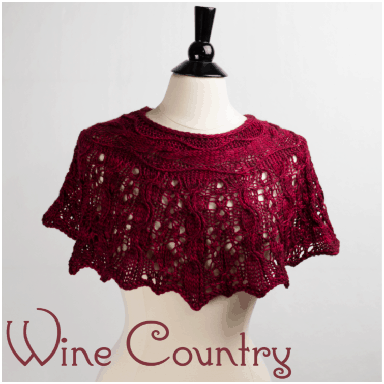 Wine Country Poncho Kit
