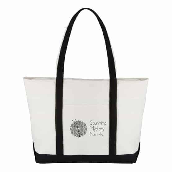 Club Zip Top Tote Bag