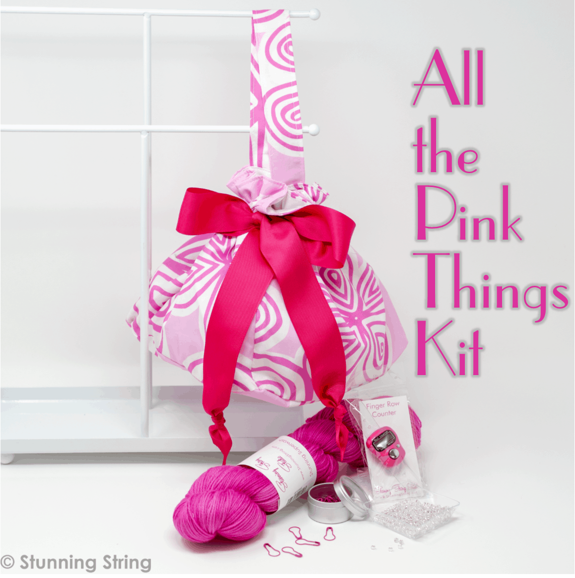 All the Pink Things Small Batch Kit