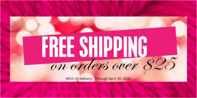 25 free shipping