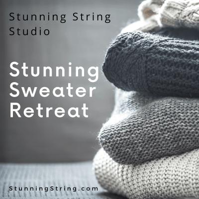 Sweater Along Logo